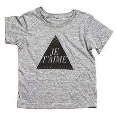 This unisex tshirt is perfect for any outfit, from Whistle and Flute in Canada, we even have matching adults tshirts available too. Shhhh i have one :)