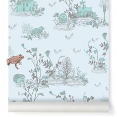 Sian Zeng Woodland magnetic wallpaper and magnets - grey Details : 2 roll of magnetic coating, 1 roll of wallpaper, 5 magnets, Glue, Comes with glue, THIS ITEM IS NOT IN STOCK. IT WILL BE MADE TO ORDER. * Color : Grey blue * Length : 10 m. Width : 52 cm, Jo http://www.MightGet.com/january-2017-13/sian-zeng-woodland-magnetic-wallpaper-and-magnets--grey.asp