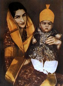 Mukarram Jah was born to Azam Jah and Durru Shehvar and the grandson of Osman Ali Khan, the last reigning Nizam of Hyderabad state, and also the grandson of the last Ottoman Caliph, His Imperial Majesty Caliph 'Abdu'l-Mijid II. Another example of Turkish & Indian royalty intermarrying. ♥
