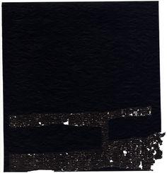 typed colons on carbon paper 2005 artwork by artist allyson strafella allysonstrafella