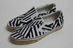 dc576345a441bc Vans Custom Culture by Kelly Framel - Blogger The Glamourai