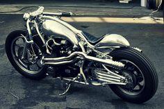 Motor Rock Kawasaki Z750 LTD