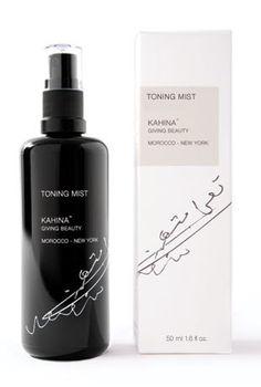 Epic Beauty Bar - Kahina Toning Mist, $46.00 (http://www.epicbeautybar.com/kahina-toning-mist/)  #beauty #skincare #makeup