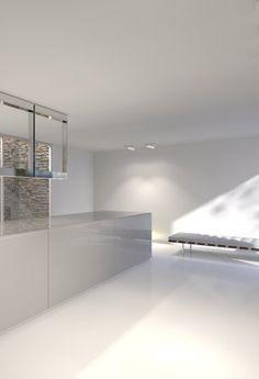Minimal interior design by Filip Deslee _