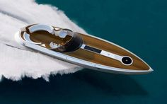 Dartline 60 powerboat concept