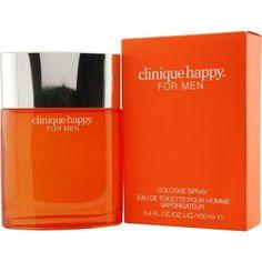Clinique Happy Men's 3.4-ounce Cologne Spray, Pink