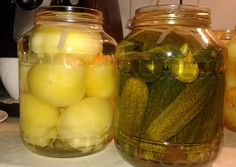 Pickling Cucumbers, Pickles, Salads, Food And Drink, Appetizers, Recipes, Cement, Green, Canning