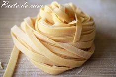Paste de casa – reteta de baza Tortellini, Peanut Butter, Cooking Recipes, Food, Kitchens, Romanian Recipes, Chef Recipes, Essen, Eten