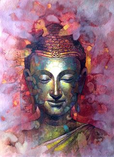 Buddha by Sudhir Meher