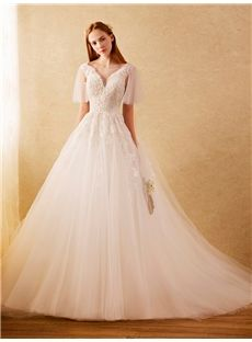 Batou, elegant and luxurious room spring fall from the summer frieze wedding dress