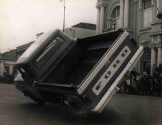 F-100 utilizada nas apresentações da equipe de Jota Cardoso. SHOWROOM IMAGENS DO PASSADO resgatando histórias