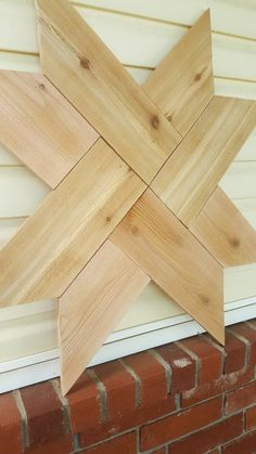 Farmhouse Rustic Wooden Star Barn Quilt Star Barn Star, 8 Point Star Unpainted Ready to paint, stain or seal Farmhouse Rustic Wooden Star Barn Quilt Star 2 Barn Star 8 Woodworking Shop Layout, Woodworking Projects That Sell, Fine Woodworking, Woodworking Furniture, Woodworking Ideas, Woodworking Machinery, Woodworking Workshop, Woodworking Classes, Woodworking Fasteners