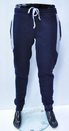 Spodnie Dresowe Męskie Overnexs 3309 (M-2XL) Prod. Turecki