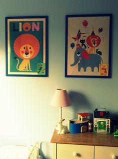 LOVE! kid's deco, posters, kid's room,