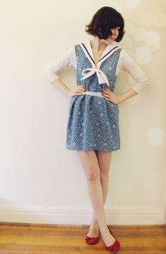 Lovely (and not too litteral) sailor outfit