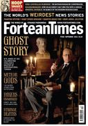 Fortean Times Magazine | Weird News | Strange Pictures | Videos
