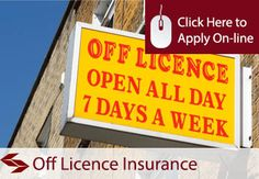 Off Licence Shop Insurance - Blackfriars Insurance Gibraltar