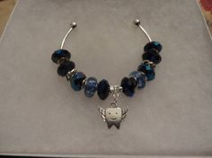 This is ADORABLE :) DENTAL ASSISTANT GIFT     Charm Bracelet by NURSESCREATIONS