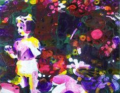 MÄDCHEN IM GARTEN 2. Öl/Leinen, 24x30 ДЕВОЧКА В САДУ 2. Холст/масло, 24х30 Izabella Chulkova Atelier in Köln Termine nach Vereinbarung. Viber/WhatsApp/Fon +49 179 101 98 82 www.artmaterie.com   #izabellachulkova #artmaterie #творческий #яркиекраски #art #instaartist #картина #колорит #blau #arts #instaart #artwork #artsy #arty #art_spotlight #artists #artgallery #modernart #живописьживопись #живописьмаслом #живописьназаказ #rot #lookoftheday #todayspost #воронеж #москва #köln #kalk…
