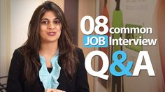 "08 common Interview question and answers - Job Interview Skills 1. ""Tell me a little about yourself."" You should take this opportunity to show your communica..."