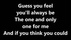 Lyrics~Chances Are-Johnny Mathis