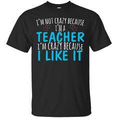Hi everybody!   I'm A Teacher T-Shirt I'm Crazy Because I Like It Cute Shirt   https://zzztee.com/product/im-a-teacher-t-shirt-im-crazy-because-i-like-it-cute-shirt/  #I'mATeacherTShirtI'mCrazyBecauseILikeItCuteShirt  #I'mShirt #ACrazyBecauseIt #Teacher #TLike #Shirt #I'mCute #Crazy #BecauseShirt #IIt #LikeIt #ItCute