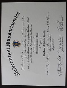 I need a fake University of Massachusetts Amherst degree