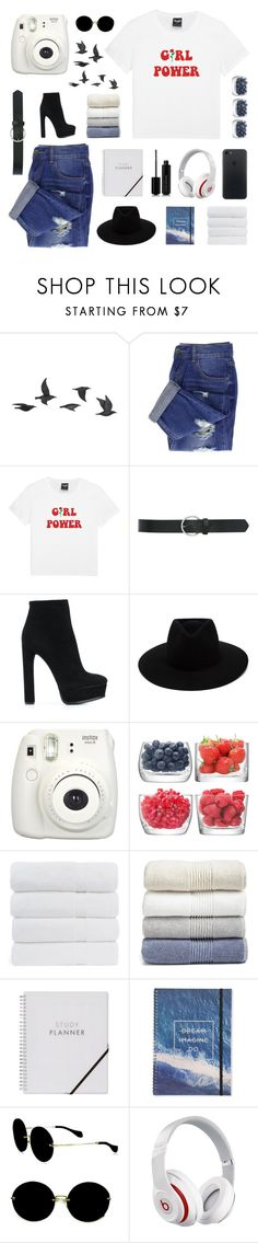 """Untitled #561"" by dutchfashionlover ❤ liked on Polyvore featuring Jayson Home, M&Co, Casadei, rag & bone, Fujifilm, LSA International, Nordstrom, Miu Miu, Beats by Dr. Dre and Marc Jacobs"