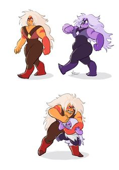 If Jasper and Amethyst atually acted like sisters (right now they act like my sister and I)