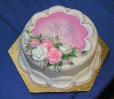 cake decoration flower - Buscar con Google