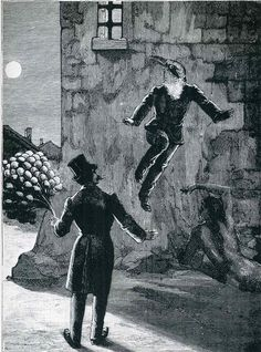 "Illustration to ""A Week of Kindness"", 1934 Max Ernst"