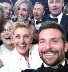El selfie de Ellen Degeneres ha sido el más retuiteado de la historia http://www.guiasdemujer.es/st/selfie/El-selfie-de-Ellen-Degeneres-ha-sido-el-mas-retuiteado-de-la-historia-4507