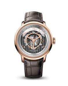 Conoce el nuevo #GoldenWheel: Un espectacular #Reloj de Edición Limitada de Arnold & Son.