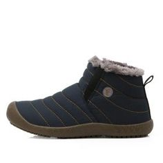 Cheap boots warm, Buy Quality boots boots directly from China boots men Suppliers: VMUKSAN Men Winter Snow Shoes Man Boot Lightweight Ankle Boots Warm Waterproof Mens Rain Boots 2017 New Furry Men Boots Mens Rain Boots, Ankle Boots Men, Snow Boots Women, Slip On Boots, Fur Boots, Best Mens Winter Boots, Boots 2017, Blue Shoes, Women's Shoes