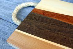Unique Handmade Landscape Serving Board  Bread Board by NZbyNature, $60.00