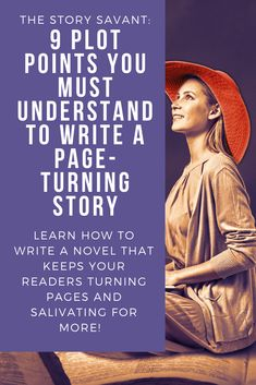 In order to write an amazing, page-turning story, you need to hit all the plot points that will make readers keep turning the page and salivating for more. Learn what these plot points are here! Creative Writing Tips, Book Writing Tips, Writing Words, Writing Lessons, Writing Quotes, Writing Resources, Writing Romance, Fiction Writing, Writers Notebook