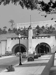 Av. 9 de julho - 1953
