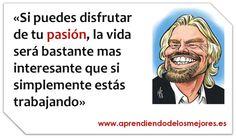 Sobre la pasión... www.aprendiendodelosmejores.es