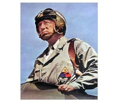 (November 1885 – December was a United States Army general, best known for his command of the Seventh United States Army, and later the Third United States Army, in the European Theater of World War II. George Patton, Military Orders, Real Hero, Gi Joe, World History, Military History, Us Army, World War Two, Armed Forces