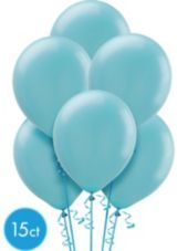 Caribbean Latex Balloons 12in 15ct - Party City my little pony