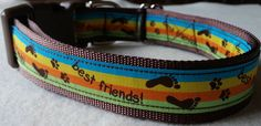 Best Friends Dog Collar (large) (14.00 USD) by dlkompare