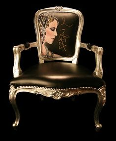 105 best glamorous gold furniture images in 2018 gold Modern Chairs Modern Chairs