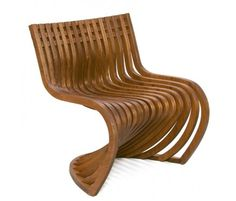 Brazilian design chair.
