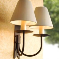 Double Cottage Wall Light Home Lighting Jim Lawrence