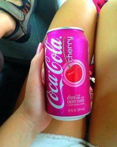 coca cola cherry pink love it Pink Love, Pretty In Pink, Hot Pink, Coca Cola, My Favorite Color, My Favorite Things, Couleur Fuchsia, Magenta, Everything Pink
