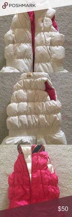 Ralph Lauren puff vest Brand new size 4t Ralph Lauren puff vest no price tag reversible Polo by Ralph Lauren Jackets & Coats Vests