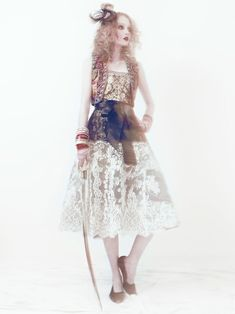 Tina by Xi Sinsong for Fashion Gone Rogue 2012
