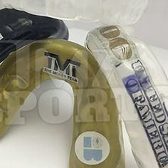 FLOYD MAYWEATHER'S $25,000 mouthguard is made with real $100 bills! He knows the value of protecting his teeth!