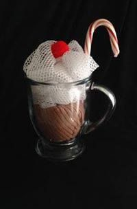 Norwex Hot Chocolate?   Featuring the amazing and oh so HOT Norwex Dish Cloth in White along with the absorbent and non-stinky latte kitchen cloth! Get yours today for a STINK FREE kitchen!