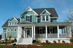 Costal Victorian Cottage
